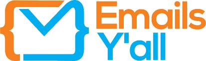 emails y'all logo